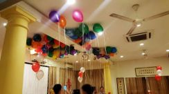 Fly Balloon Decoration 00173