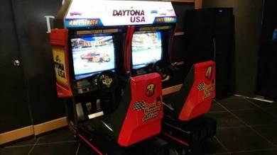 Original Daytona Simulator