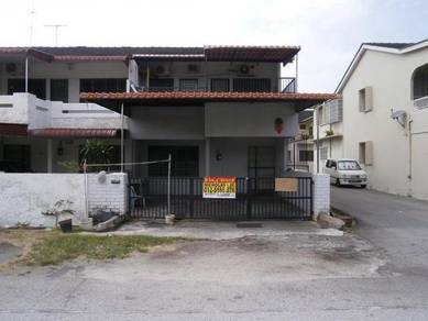 Double Storey House at Ipoh Garden South