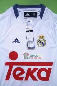 BNWT Real Madrid Basketball Jersey Teka Adidas s