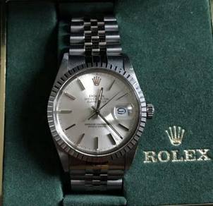Genuine Rolex Datejust 16030