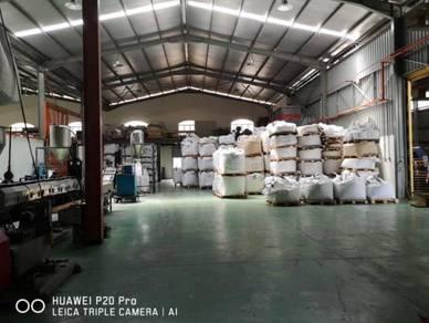 Warehouse / factory in Puncak Alam , Ijok , Kota Puteri for sale