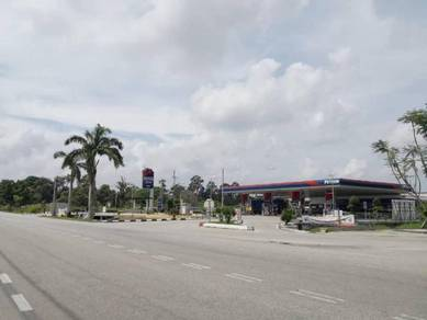 Industrial Land Main Road Frontage Tongkang Pechah Batu Pahat Johor