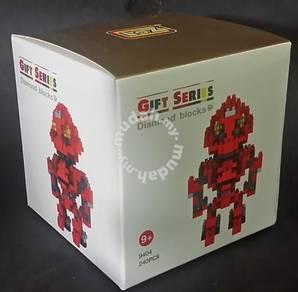 Nano brick - LoZ 9404 Sentinel Prime Nano block