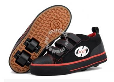 Heelys Double Roller Shoes magic stick