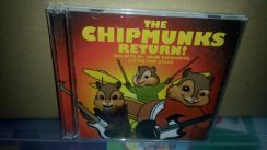 CD The Chipmunks Return
