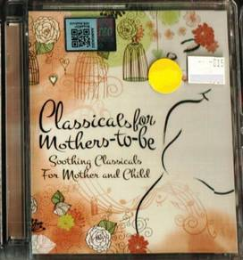 IMPORTED CD Classicals for Mothers-to-be 2CD