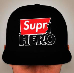 Supreme X antihero cap