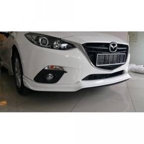 Mazda 3 sedan rsr bodykit w spoiler body kit