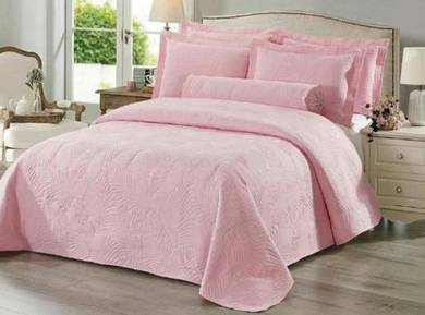 Patchwork Sulam Soft Pink