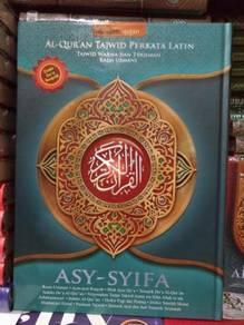Quran ru-mi Asy-Syifa lajau