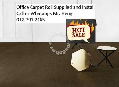 HOToffer Modern Carpet Roll - With Install 24g4