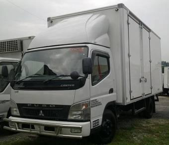 Lori Baru New Mitsubishi Fuso Canter 2019 (5 ton)