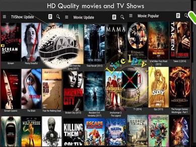 PREMIUM LIVE tv box pro android u4k tvbox