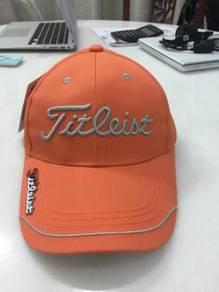 Titleist Orange Golf Cap
