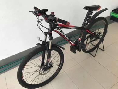 RALEIGH mountain bike/脚踏车
