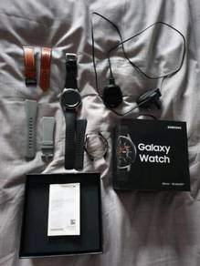 My set Galaxy Watch 46mm Bluetooth