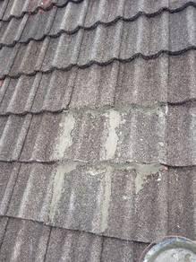 Roof repair leak/ bumbung