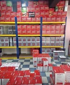 Car battery free delivery KL Selangor