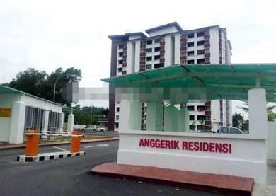 Anggerik Residensi Apartment, Bandar Teknologi Kajang
