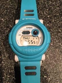 Casio Gshock G001 jason biru