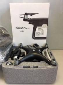 DJI Phantom 4 QuadCopter Drone 4K 12MP HD Camera