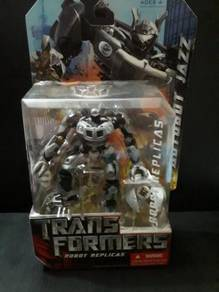 Transformers Jazz Mv1 New neca bandai s.h.figuarts