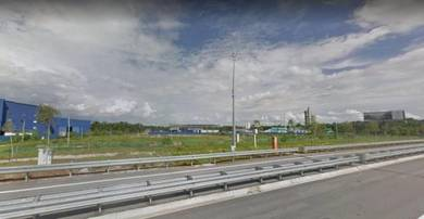 DESERVE (4 Acres Industry Land) Beside 2nd Penang Bridge For RENT!!