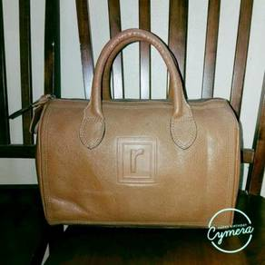 Tote Bag Leather Renoma