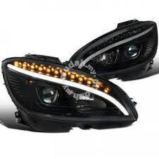 Mercedes W204 07-10 Head Lamp Led Taiwan