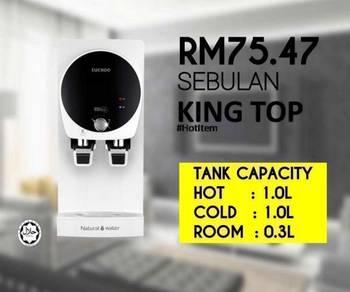 Promo penapis air cuckoo no.1 - Marang K23.90