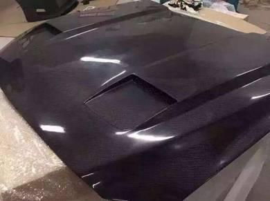 Ford mustang rocket style front hood Rocket bumper