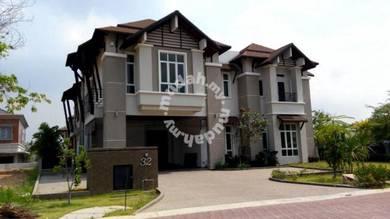 With lif 3 Storey Brand New Bungalow, Setia Eco Park Shah Alam