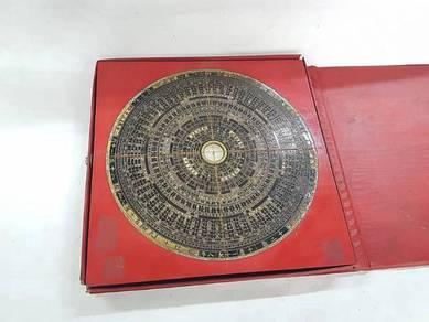 Feng sui copper compass