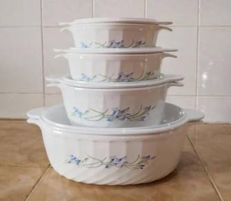 Mangkuk arcopal arcoflam casserole bowl 4