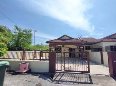 Semi D Single Storey Taman Jerai Bayu Gurun For Sale