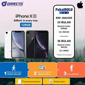 ORI APPLE iPhone XR 128GB (CCM tanpa DOKUMEN)