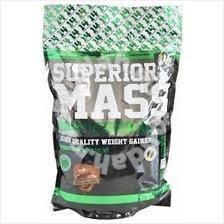 Superior mass gainer / naik berat badan dan muscle