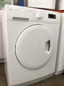 Mesin Dryer Electrolux 7kg Refurbish Drying Kering