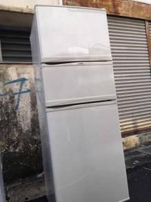 Elba 3 doors Sejuk Ais Refrigerator Peti fridge