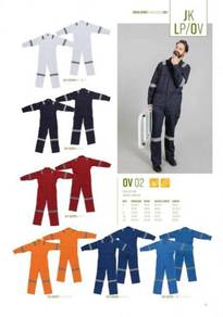 Jacket dan coverall