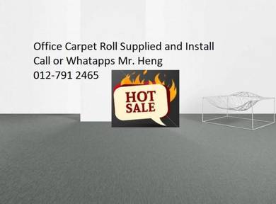 BestSeller Carpet Roll- with install 43gb4g