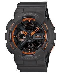 Watch- Casio G SHOCK GA110TS-1A4 -ORIGINAL