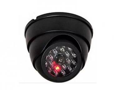 Dome Camera 6mm Infra Red Black HD
