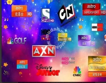 FULL myXTRO+ overseas20000 tv free android box