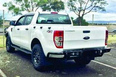 Ford Ranger Rear Bull Bar BAR 4X4 Rear Bumper