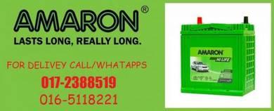 Amaron car battery delivery bateri kereta century