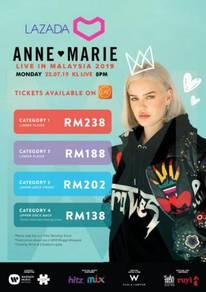 Anne-Marie Live