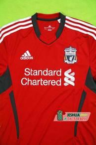 Adidas Liverpool training jersey jersi red merah