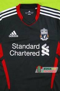 Adidas Liverpool training jersey s m grey kelabu
